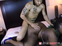 Poizon Ivy gets dick down good by a younger guy!!