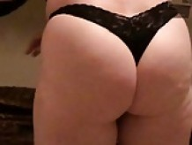 57 year old PAWG GILF Shapely Ass MarieRocks Pt 2
