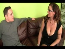 Eva Notty - Incredibly Large Breasts On The Sexy Cougar Slut Eva Notty HD