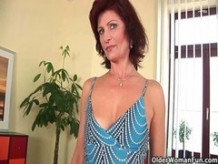 Most sexiest grannies with small breasts