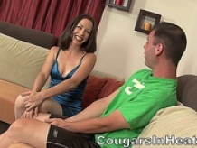 SKINNY HAIRY MATURE AUGUST SUMMER (AKA Ann Parker)