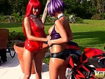 Molly Cavalli Prinzzess Mollyslife Lick my Latex