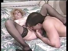 Kitty Fox Repays Young Man For Bailing Her Out