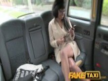 Fake Taxi High heels and blowjob lips