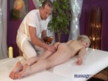 Massage Rooms Milf loves deep creampie