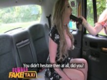 FemaleFakeTaxi Secret affair and lesbian fun
