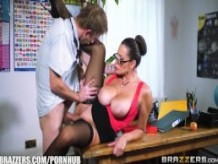 Brazzers - Hot Milf teacher Jane gets fucked
